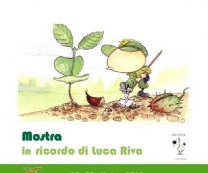 Mostre - Omaggio a Luca Riva LINO FORESTA ED ALTRI AMICI