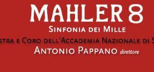 Concerti - Mahler: l'Ottava Sinfonia