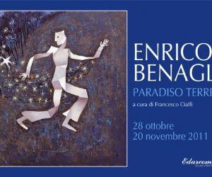 """Mostre: """"Paradiso terrestre"""", mostra personale di Enrico Benaglia"""