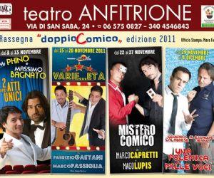 """Rassegne: Rassegna """"doppioComico"""" edizione 2011"""