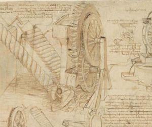 Mostre - Leonardo e Michelangelo. Capolavori della grafica e studi romani