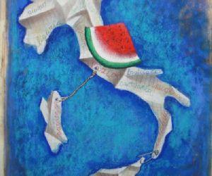 Forme e colori Italia unita