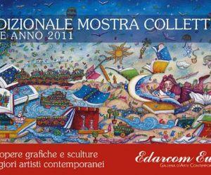 Mostre - Mostra collettiva presso la galleria d'arte contemporanea Edarcom Europa