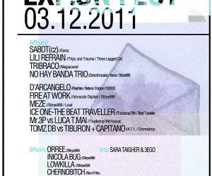 Altri eventi - Exp.On Fest 03 Dicembre 2011