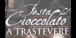 Sagre e degustazioni - Festa del cioccolato a Trestevere