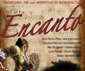 Concerti: Concerto di Flamenco Tango Neapolis