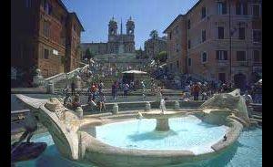 """Visite guidate: """"Una passeggiata fra le piazze e le fontane più scenografiche della Città Eterna"""""""
