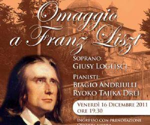 Concerti: Monte Mario ritrova Franz Liszt