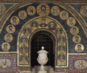 Visite guidate: Santa Prassede, Santa Pudenziana e la storia del mosaico