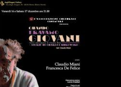 Spettacoli: QUANDO ERAVAMO GIOVANI - Storie di Charles Bukowski