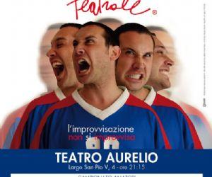 Spettacoli: ROMA vs MODENA MATCH D'IMPROVVISAZIONE TEATRALE.