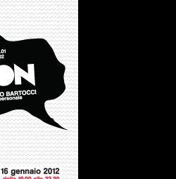 Mostre: OVERSIZE n. 8 Giorgio Bartocci  Social tension