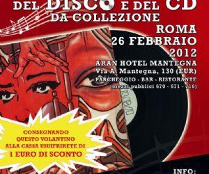 Altri eventi: Mostra Mercato Del Disco & CD Da Collezione