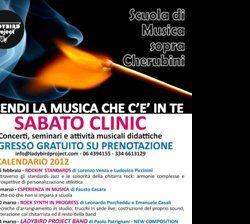 Altri eventi - SABATO CLINIC 2012