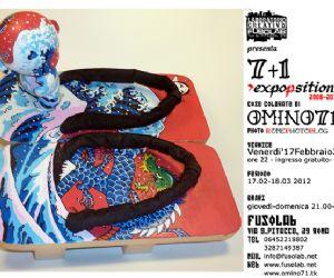 """Mostre - """"7 + 1"""" expoPsition – cose colorate di omino71"""