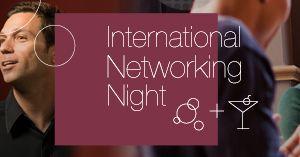 Altri eventi - International Networking Night