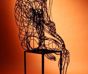 """Mostre: """"Disegnando l'Aria""""  Mostra personale di: Bruno Melappioni"""