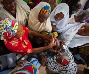 Altri eventi: End Polio Now