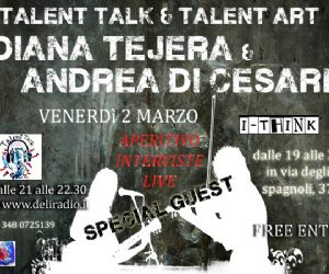 Altri eventi - Talent Talk & Talent Art
