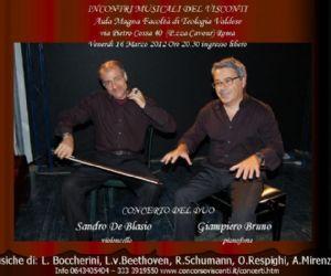 Locali: Incontri Musicali del Visconti