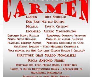 Spettacoli: Carmen di G. Bizet