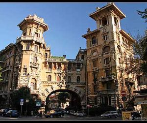 Visite guidate - Visite guidate Roma 17/03/2012 – Quartiere Coppedè