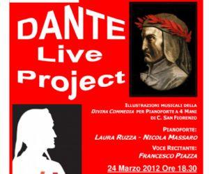 Concerti: DANTE LIVE PROJECT