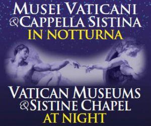Altri eventi - Musei vaticani in notturna