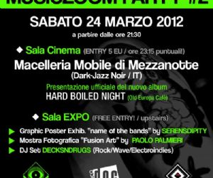 Locali: MusicZoomParty #2