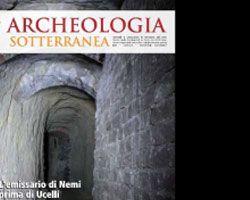 Altri eventi: ARCHEOLOGIA SOTTERRANEA