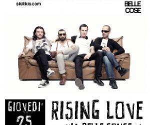 Locali: Sikitikis al Rising Love