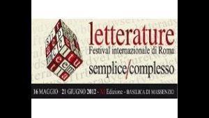Rassegne - Letterature Festival Internazionale di Roma alla Basilica di Massenzio