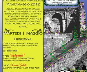 Altri eventi: PiantaMaggio Mazzano Romano - Piazza Umberto I°
