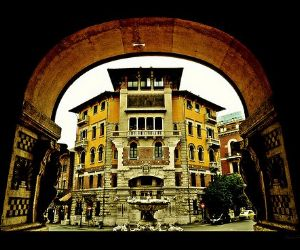 Visite guidate - Visite guidate Roma 12/05/2012 – Quartiere Coppedè