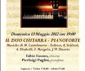 """Altri eventi: nuovo appuntamento per la rassegna """"Musica ai Ss. Apostoli"""" stagione concertistica 2012"""