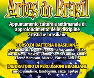 Concerti: ARTES DO BRASIL - Mercoledì 16 maggio, ore 22:00 @ Felt Music Club&School