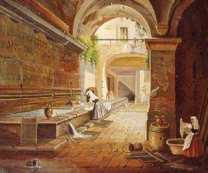 Visite guidate: Visite guidate Roma 27/05/2012 - Acquedotto Vergine
