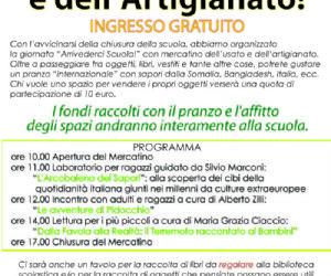 Altri eventi: Mercatino alla Di Donato, Esquilino