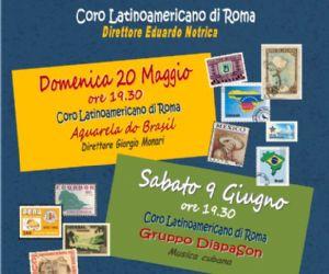 Festival - 5º Festival Latinoamericano ROMA - 2012