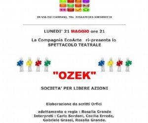Spettacoli - OZEK - Società per Libere Azioni