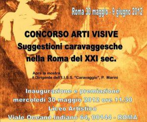 """Altri eventi: """"Suggestioni caravaggesche nella Roma del XXI sec."""""""