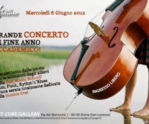 Altri eventi: GRANDE CONCERTO DI FINE ANNO ACCADEMICO - Felt Music School Mercoledì 6 giugno 2012