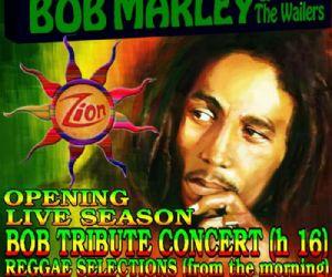 Concerti: Bob Marley Live Tribute! Suonano i Trenchtown Motel 23 giugno 2012
