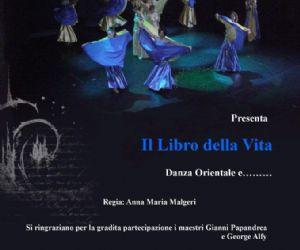 """Spettacoli: """"Il libro della vita"""", spettacolo di danza teatrale 19 giugno 2012"""
