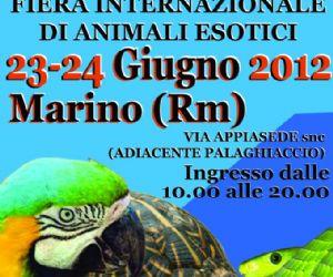 Fiere: Fiera internazionale di animali esotici - 23-24 giugno 2012