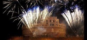 Altri eventi: La girandola di Castel Sant'Angelo
