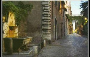Visite guidate - Visite guidate serali e notturne Roma: Via Giulia