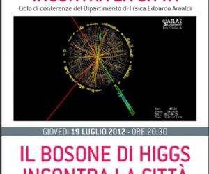 Altri eventi: Il bosone di Higgs incontra la citta'