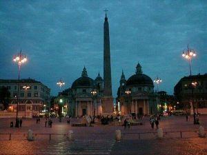 Visite guidate: Visite guidate serali Roma: Il Tridente 24/08/12