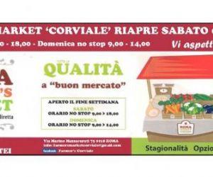 Altri eventi: Farmer's Market Corviale